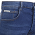 Crosshatch Men's Skylo Denim Shorts - Stone Wash: Image 4