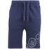 Crosshatch Men's Pacific Jog Shorts - Insignia Blue: Image 1