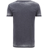 Burnout T-shirt - Denim Blauw: Image 2