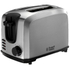 Russell Hobbs 20880 Polished/Brushed Compact Toaster - Stainless Steel: Image 1
