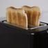 Tower T20009 2 Slice Toaster - Black: Image 2