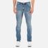 Cheap Monday Men's 'Tight' Slim Fit Jeans - Offset Blue: Image 1