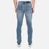 Cheap Monday Men's 'Tight' Slim Fit Jeans - Offset Blue: Image 3