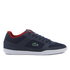 Lacoste Men's Court-Minimal Sport 316 1 Trainers - Navy: Image 1