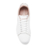 Lacoste Women's Carnaby Evo Court Trainers - White/White: Image 3