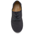 TOMS Kid's Paseo Canvas Trainers - Black: Image 3