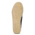 TOMS Men's Seasonal Classic Slip-On Pumps - Black Linen with Rope: Image 5