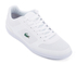 Lacoste Men's Court-Minimal Sport 316 1 Trainers - White: Image 2