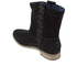 TOMS Women's Laurel Suede Pull On Slouch Boots - Black: Image 4
