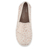 TOMS Kids' Avalon Slip-On Trainers - Natural Cheetah Foil: Image 3