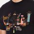 Billionaire Boys Club Men's Vegas Boulevard Short Sleeve T-Shirt - Black: Image 5