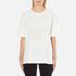 Love Moschino Women's Logo Oversized T-Shirt - White: Image 1