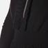 Love Moschino Women's Silver Heart Pendant Zip Jumper Dress - Black: Image 5