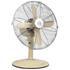 Swan SFA1010CN Retro 12 Inch Desk Fan - Cream: Image 1