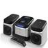 Akai A60002 CD Micro Hi-Fi System - Metallic: Image 2