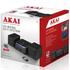 Akai A60006 Micro CD and Radio System - Black: Image 3