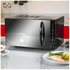 Tower T24008 800W Digital Microwave - Black: Image 3