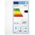 Signature S30006 103L Chest Freezer - White: Image 4