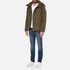 Canada Goose Men's Wyndham Parka - Military Green: Image 4