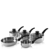 Tower Pan Set - Stainless Steel (5 Piece): Image 1