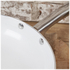 Tower Linear Fry Pan Set - White (2 Piece): Image 4