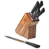 HOH Knife Set in Wooden Block (5 Piece): Image 2