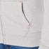 Tommy Hilfiger Men's Icon Zip Through Hoody - Grey Heather: Image 6