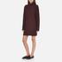 McQ Alexander McQueen Women's Turtleneck Dress - Port: Image 2