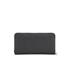 DKNY Women's Bryant Park Large Zip Around Purse - Black: Image 4