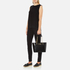 Ted Baker Women's Jalie Geometric Bow Shopper Tote - Black: Image 8