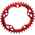 AbsoluteBLACK CX 110BCD 5 Bolt Spider Mount Oval Chain Ring: Image 1