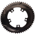 AbsoluteBLACK 110BCD 5 Bolt Spider Mount Aero Oval Chain Ring (Premium): Image 8