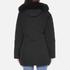 Woolrich Women's Luxury Arctic Parka - Fox Black: Image 3