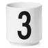 Design Letters Espresso Cup - 3: Image 1