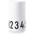 Design Letters Large Vase: Image 1