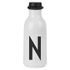 Design Letters Water Bottle - N: Image 1