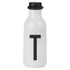 Design Letters Water Bottle - T: Image 1