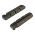 Trivio Cartridge Carbon Brake Inserts - 55mm - Shimano - Carbon: Image 1