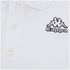 Kappa Men's Omini Polo Shirt - White: Image 3