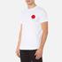 Edwin Men's Red Dot Logo 2 T-Shirt - White: Image 2