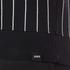 Edwin Men's Classic Crew Sweatshirt - Black Vertical Stripes: Image 6