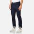 Edwin Men's Ed-80 Slim Tapered Jeans - Rinsed: Image 2