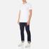 Edwin Men's Ed-80 Slim Tapered Jeans - Rinsed: Image 4
