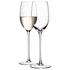 LSA White Wine Glasses - 340ml (Set of 6): Image 2