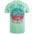 Hot Tuna Men's Colour Fish T-Shirt - Mint: Image 2