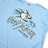 Hot Tuna Men's Nom Nom T-Shirt - Sky Blue: Image 3