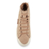 Superga Women's 2795 Syntshearlingw Hi-Top Trainers - Beige: Image 3