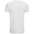 Rolling Stones Men's Logo Tongue T-Shirt - White: Image 2