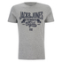 Jack & Jones Men's Originals Raffa T-Shirt - Light Grey Melange: Image 1
