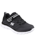 Skechers Kids' Flex Advantage Trainers - Black: Image 1